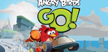 Постер Angry Birds Go!