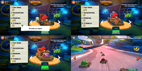 Angry birds игра на андроид скачать бесплатно