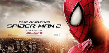 Постер Новый Человек-паук 2