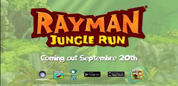 Постер Rayman Jungle Run