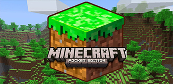 Постер Minecraft - Pocket Edition