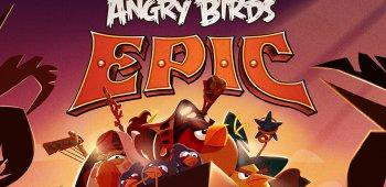 Постер Angry Birds Epic