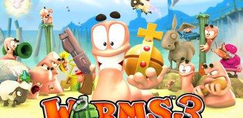 Постер Worms 3
