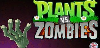 Постер Растения против Зомби