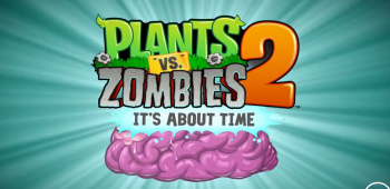 Постер Plants vs. Zombies 2