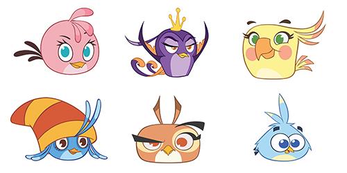 Angry Birds Stella: Дата выхода
