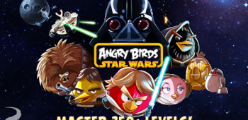 Постер Angry Birds Star Wars HD