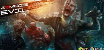 Постер Zombie Evil