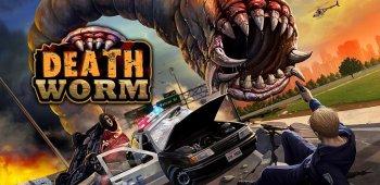 Постер Death Worm