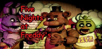 Постер Five Nights at Freddy's