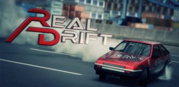 Постер Real Drift Car Racing