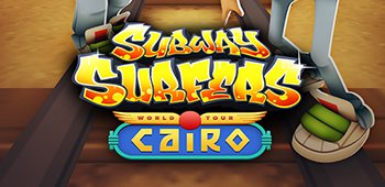Постер Subway Surfers Cairo