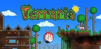 Игра Terraria (Террария)