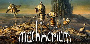 Постер Machinarium