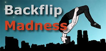 Постер Backflip Madness