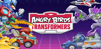 Постер Angry Birds Transformers
