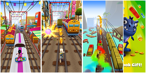 Subway Surfers Bangkok