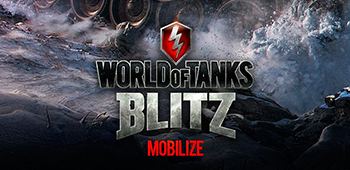 Постер World of Tanks Blitz