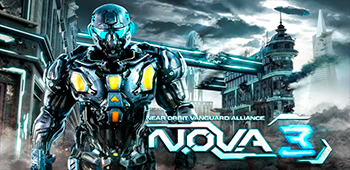Постер N.O.V.A. (НОВА) 3 - Near Orbit Vanguard Alliance