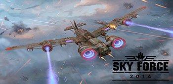 Постер Sky Force 2014