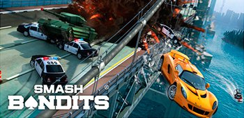 Постер Smash Bandits Racing