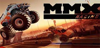 Постер MMX Racing