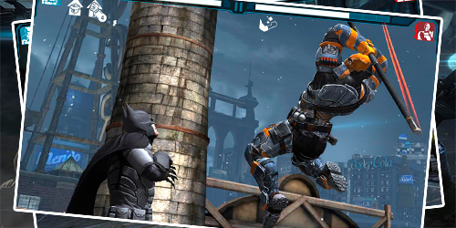Batman: Летопись Аркхема