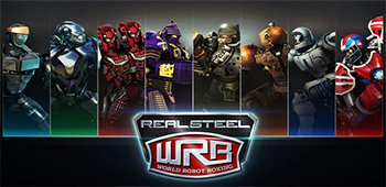 Постер Real Steel World Robot Boxing