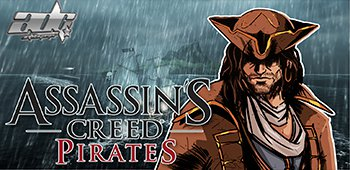 Постер Assassin's Creed Pirates