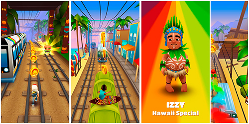 Subway Surfers Hawaii