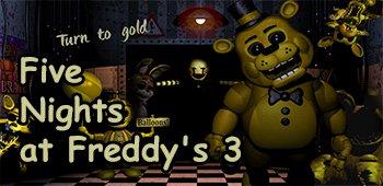Постер 5 Ночей с Фредди 3