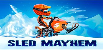 Постер Sled Mayhem