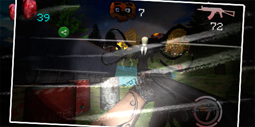 Five Nights at Slender