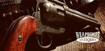 Постер Weaphones™ Antiques Gun Sim