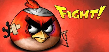 Постер Angry Birds Fight!