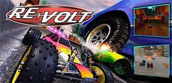 Постер RE-VOLT Classic-3D Racing