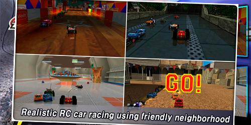 RE-VOLT Classic-3D Racing