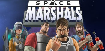 Постер Space Marshals