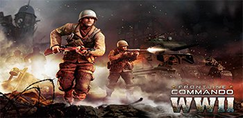 Постер Frontline Commando: WW2