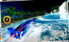 Рай для гонщиков на катерах