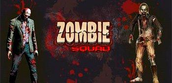 Постер Zombie Squad