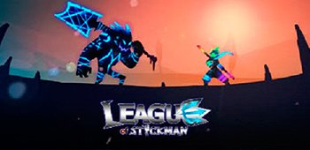 Постер League of Stickman