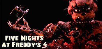 Постер Five Nights at Freddy's 4