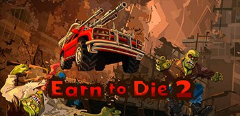 Постер Earn to Die 2