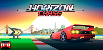 Постер Horizon Chase - World Tour