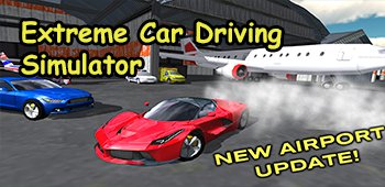 Постер Extreme Car Driving Simulator
