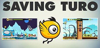 Постер SAVING TORU