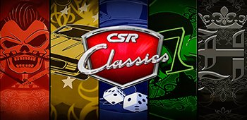 Постер CSR Classics