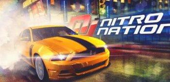 Постер Nitro Nation Гонки