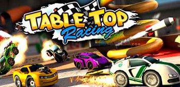 Постер Table Top Racing Premium